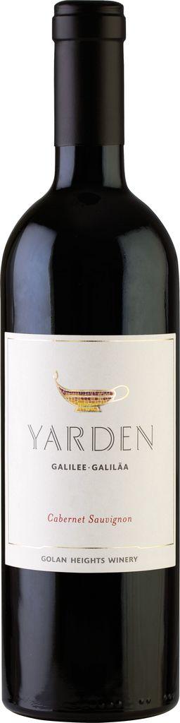Yarden Cabernet Sauvignon Galilee-Galiläa 2017 Golan Heights Winery