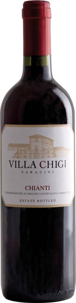 Villa Chigi Chianti DOCG 2016 Poggio Bonelli Toskana