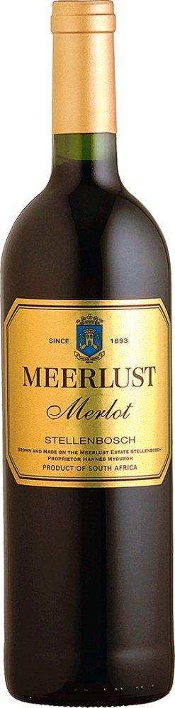 Meerlust Merlot Stellenbosch 2016 Meerlust Wine Estate Stellenbosch