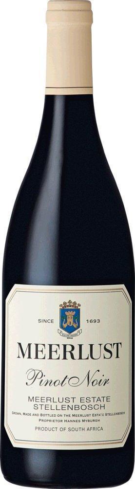 Meerlust Pinot Noir Stellenbosch 2018 Meerlust Wine Estate