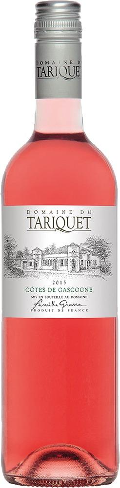 Domaine du Tariquet rosé Côtes de Gascogne IGP 2020