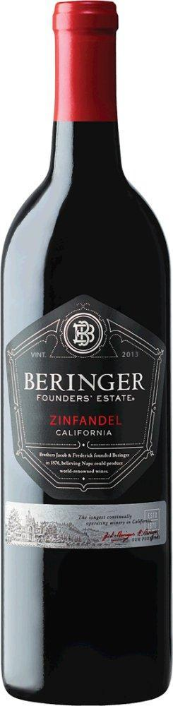 Zinfandel Founders Estate WO California 2018 Beringer Kalifornien