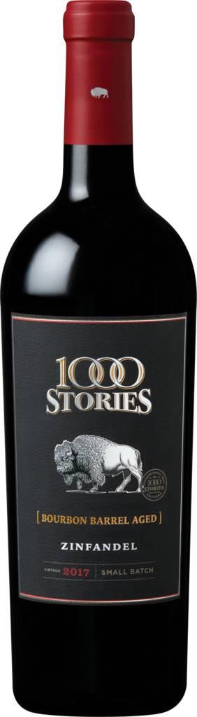 Fetzer Vineyards Fetzer 1000 Stories Bourbon Barrel Aged Zinfandel 2018