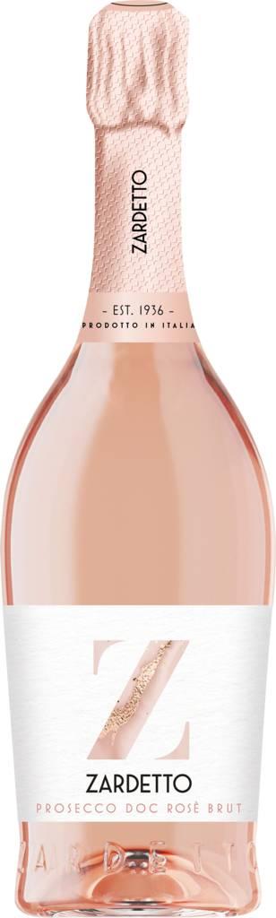 Prosecco Millesimato Rose DOC 2020 Zardetto Prosecco