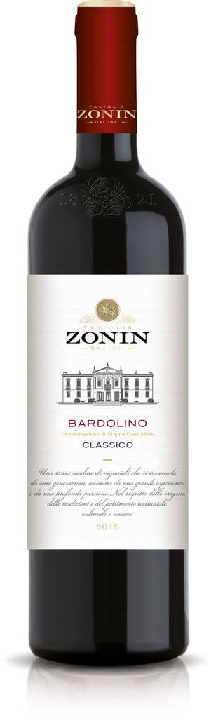 Zonin Classici Bardolino DOC Classico 2020 Zonin 1821 Bardolino