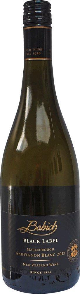 Sauvignon Blanc Black Label Marlborough 2019 Babich Wines Marlborough