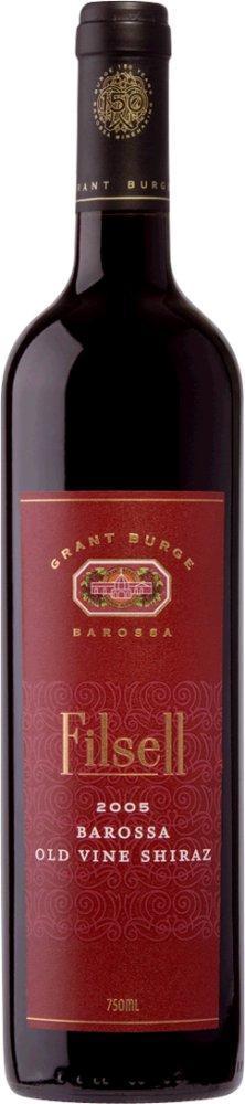 Filsell Barossa Old Vine Shiraz Barossa Valley 2016 Grant Burge