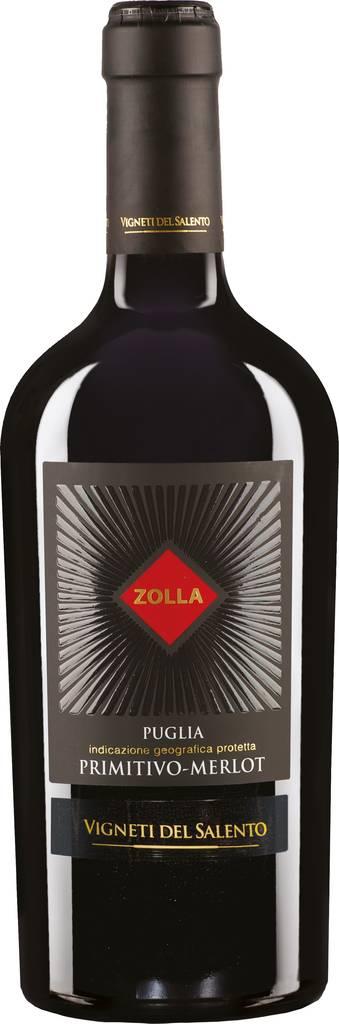 Farnese Zolla Primitivo Merlot 2019 Farnese Vini S.r.l. Puglia