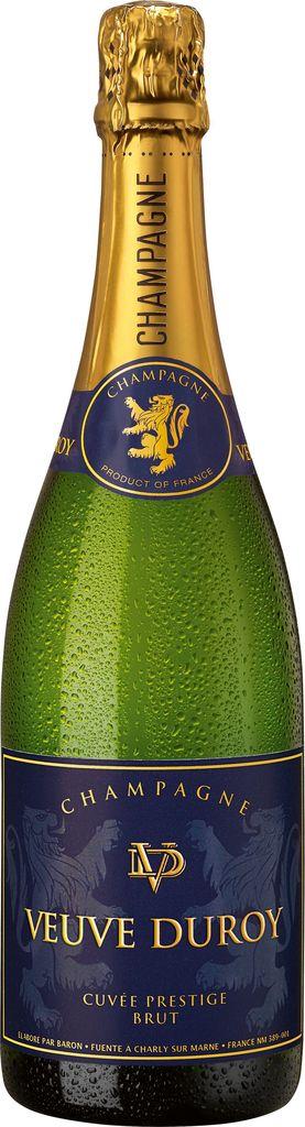 Champagne Veuve Duroy Rosé Veuve Duroy Champagne