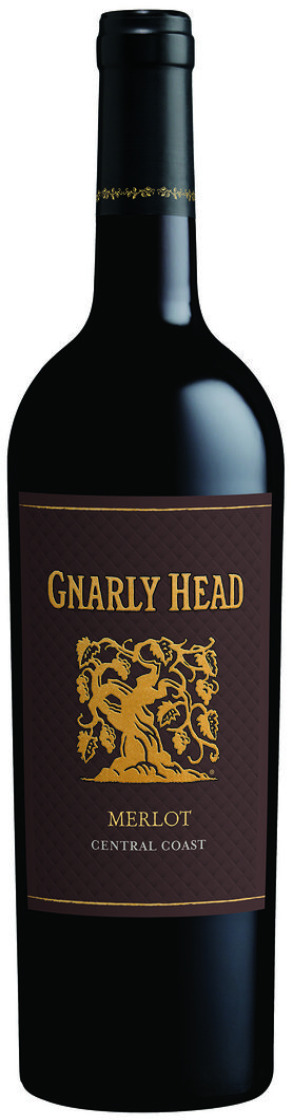 Gnarly Head Merlot 2017 Gnarly Head Kalifornien