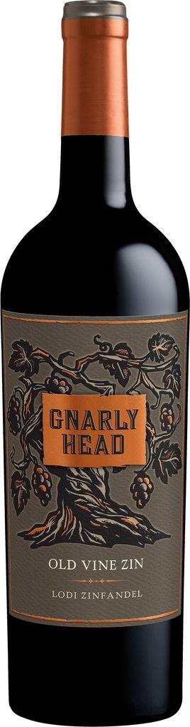 Gnarly Head Old Vine Zinfandel 2018 Gnarly Head Kalifornien
