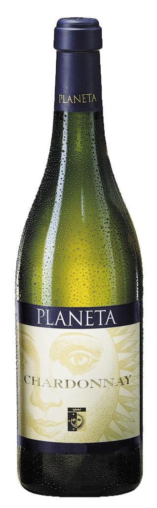 Planeta Chardonnay 2019 Planeta Sizilien
