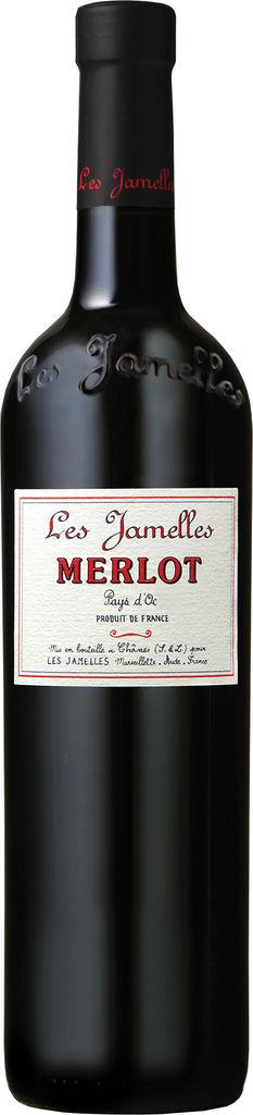 Les Jamelles Merlot 2019 Les Jamelles Languedoc