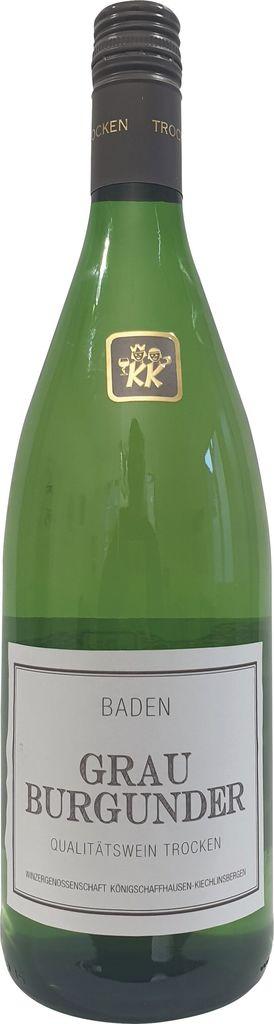 Königschaffhausen Königschaffhauser Vulkanfelsen Grauburgunder (1,0l) 2019