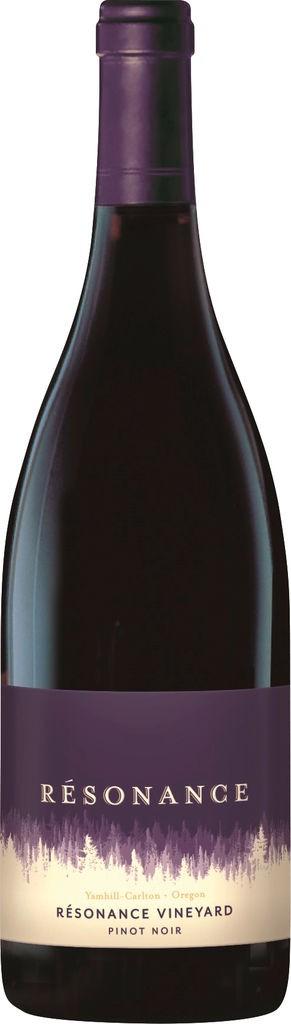 Résonance Pinot Noir Résonance Vineyard Oregon
