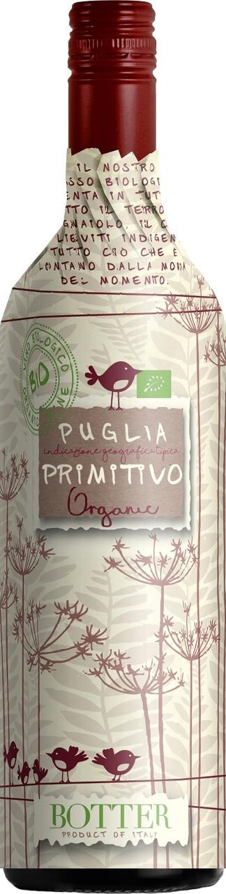 Primitivo Puglia IGT Casa Vinicola Botter Apulien