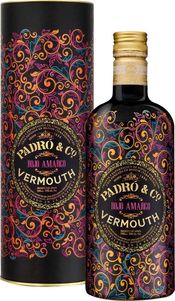 Vermouth Rojo Amargo Padro & Co. Katalonien