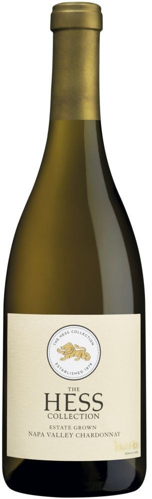 Hess Napa Valley Chardonnay Napa Valley The Hess Collection Winery Napa Valley