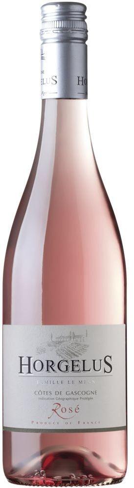 Horgelus Rosé Côtes de Gascogne I.G.P. Domaine Horgelus Côtes de Gascogne
