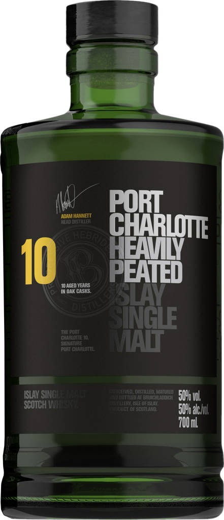 Port Charlotte 10 Years old 50% vol. RemyCointreau