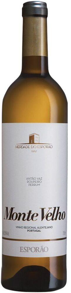 Monte Velho Branco Vinho Regional Alentejo Herdade Do Esporao Regional Alentejano