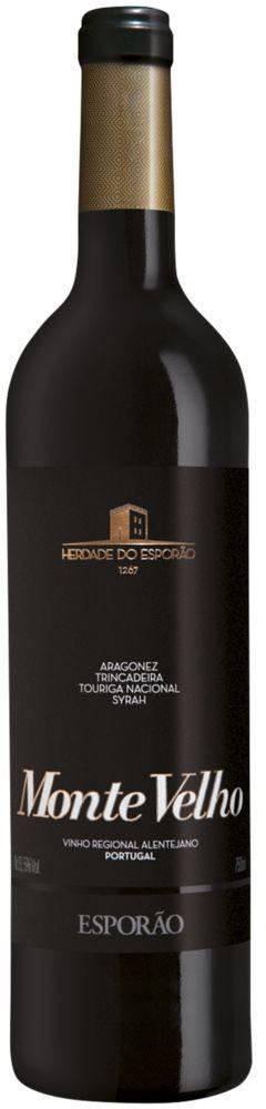 Monte Velho Tinto Vinho Regional Alentejo Herdade Do Esporao Regional Alentejano