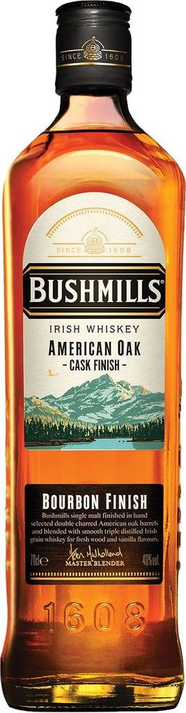 "Bushmills Original Cask American Oak The ""Old Bushmills"" Distillery Company Limited 0"