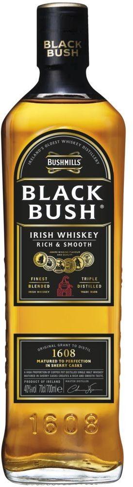 Bushmills Black Bush Irish Whiskey 40% vol Bushmills
