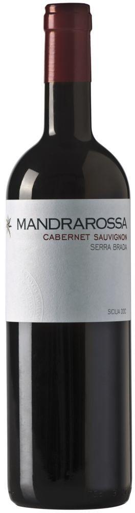 Mandrarossa Serra Brada Cabernet Sauvignon Rosso Sicilia DOC Settesoli / Mandrarossa Sicilia