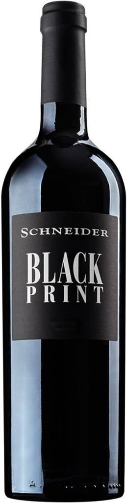Black Print Pfalz QbA trocken Weingut Markus Schneider Pfalz