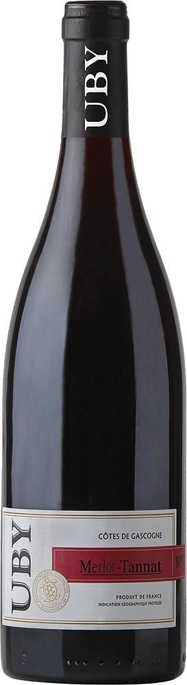 Domaine Uby Merlot Tannat Côtes de Gascogne IGP Domaine Uby Côtes de Gascogne