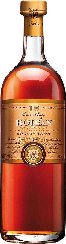 Ron Botran Solera 1893 18yo Doppelmagnum Botran Quetzaltenango