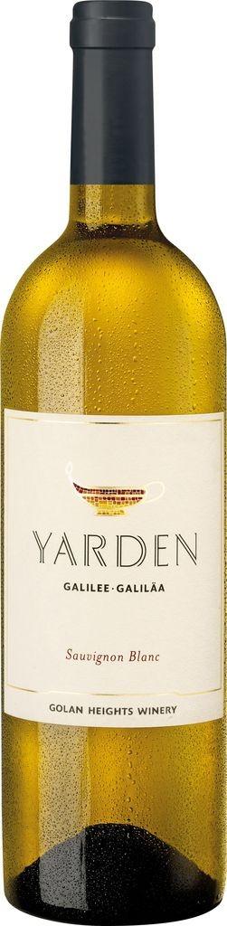 Yarden Sauvignon Blanc Golan Heights Winery Golanhöhen