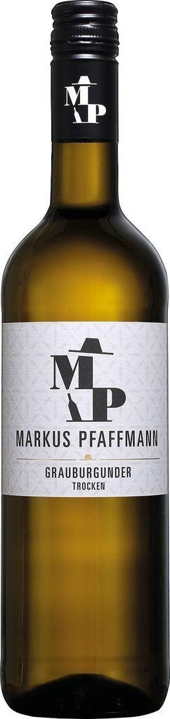 Grauburgunder QbA trocken M.P. Markus Pfaffmann Pfalz