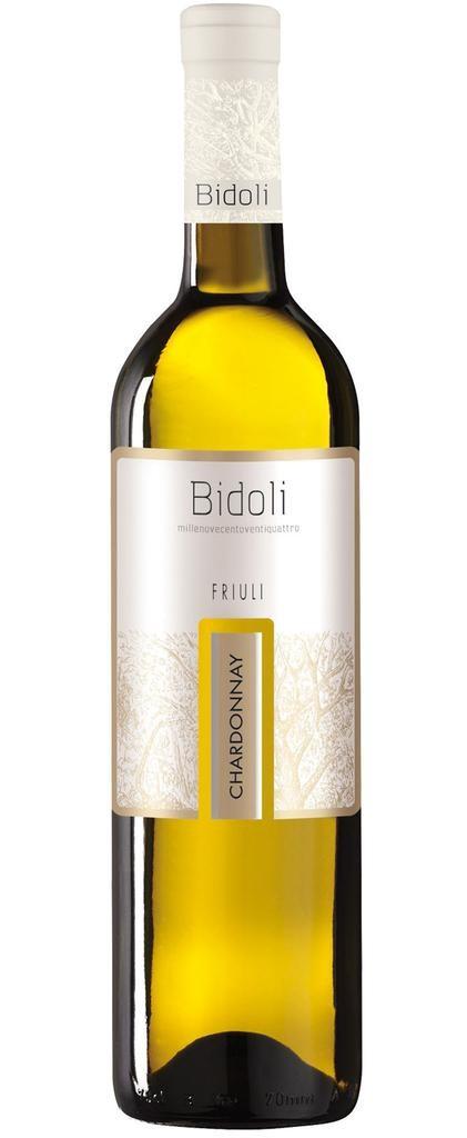 Bidoli Vini Chardonnay Grave Del Friuli Margherita & Arrigo Bidoli Friuli Grave