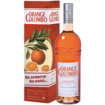 Distilleries et Domaines de Provence Orange Colombo in GP