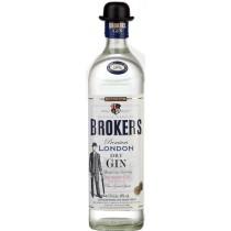 Brokers Brokers dry Gin 40% vol. Premium London Dry Gin