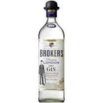 Brokers Brokers dry Gin 47% vol. Premium London Dry Gin (0,7l)