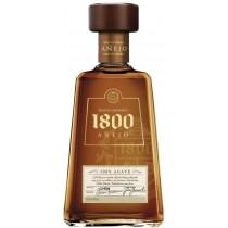 1800 Añejo 38% vol,  100% Agave Tequila Jose Cuervo 1800