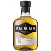 Balblair Balblair 12 Years Old Single Malt Scotch Whisky 46% vol in GP