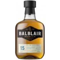 Balblair Balblair 15 Years Old Single Malt Scotch Whisky 46% vol in GP