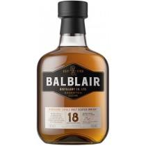 Balblair 18 Years Old Single Malt Scotch Whisky 46% vol in GP