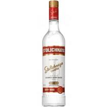 Simex Vertrieb Stolichnaya Vodka 40% vol 1,0 Literflasche