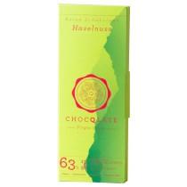 Chocqlate Virgin Cacao Schokolade – Haselnuss