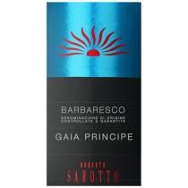 Roberto Sarotto Barbaresco Gaia Principe DOCG
