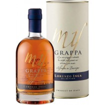 Inga My Grappa Affinata in Barrique Selection (0,5l)