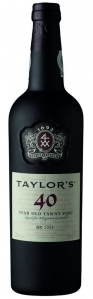 40 Years Old Tawny Taylor´s Port Douro