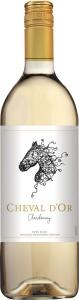 Cheval dOr Chardonnay 1.0 Liter Cheval d'Or Südfrankreich