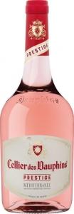 Cellier des Dauphins Prestige Rosé Méditerrannée IGP Les Dauphins Rhône