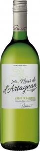 Fleur de dArtagnan Blanc 1,0l 2015 Producteurs Plaimont Südfrankreich